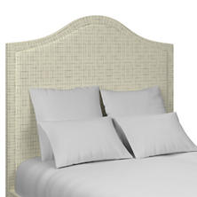 Nicholson Grey Westport Headboard