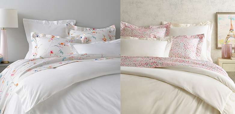 Ivory V White Sheets Which Should You Get Annie Selke