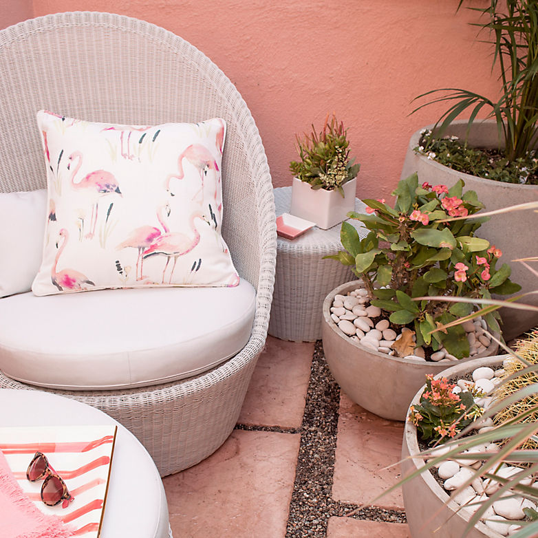 How We Hue: A Palm Springs-Inspired Paint Palette | Annie Selke's Fresh American Style
