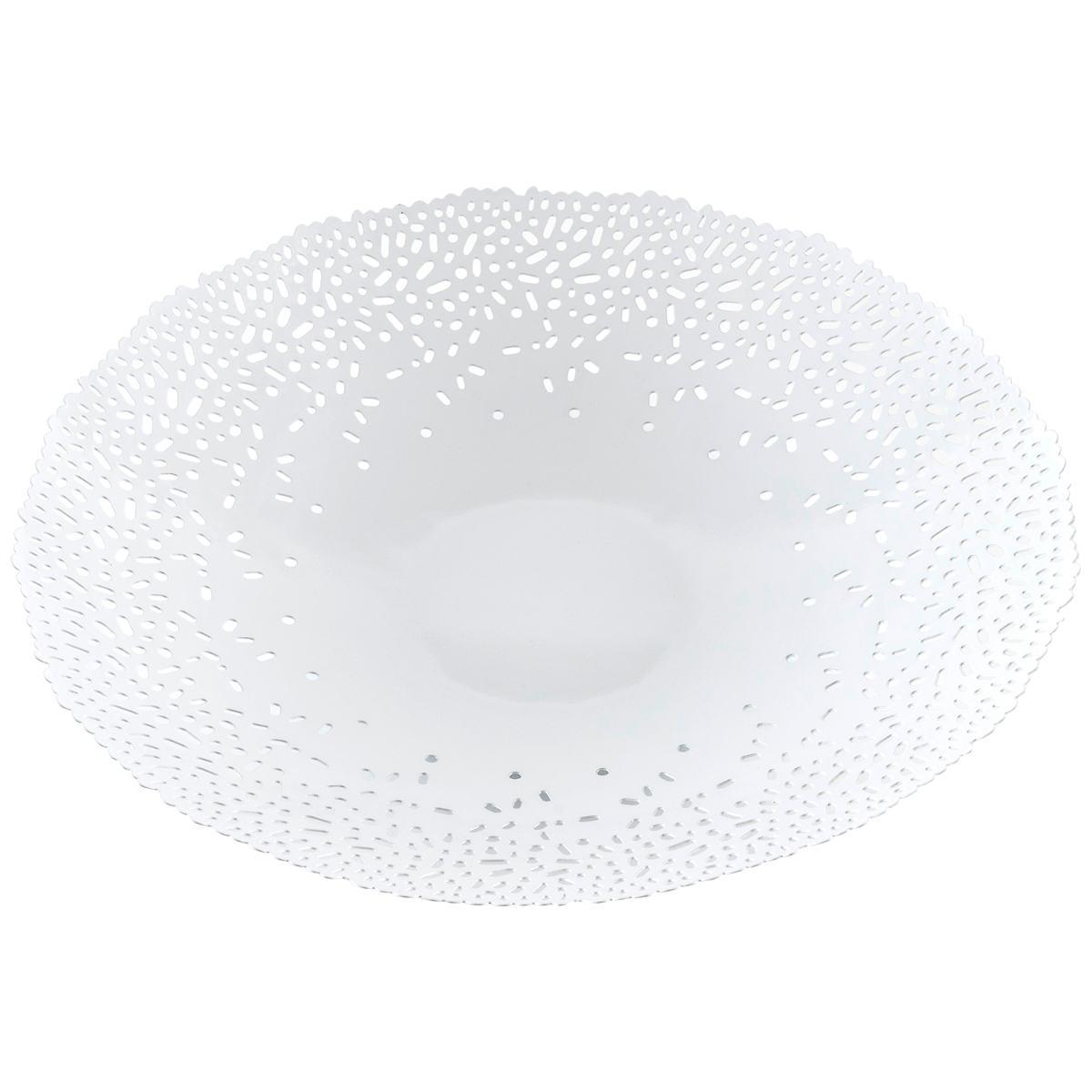 White Holi Platter