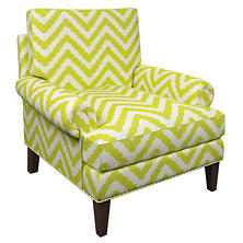 Wiggle Light Green Easton Chair
