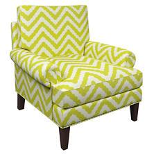 Wiggle Light Green Easton Chair