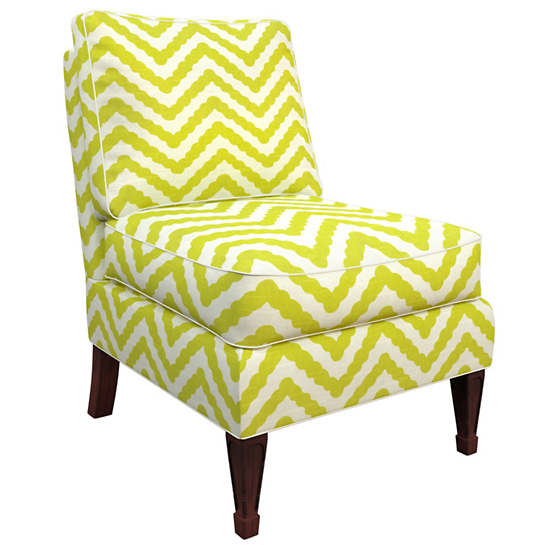 Wiggle Light Green Eldorado Chair