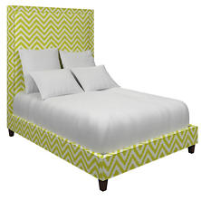 Wiggle Light Green Stonington Bed