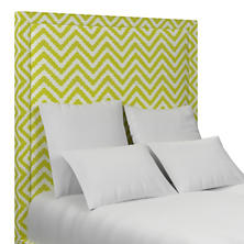Wiggle Light Green Stonington Headboard