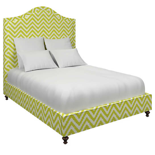 Wiggle Light Green Westport Bed