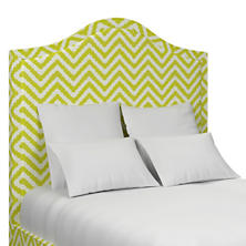 Wiggle Light Green Westport Headboard