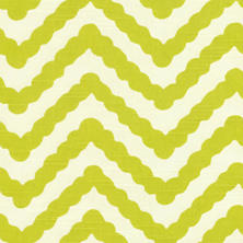 Wiggle Light Green Fabric