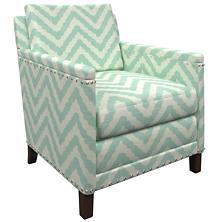 Wiggle Light Sky Ridgefield Chair