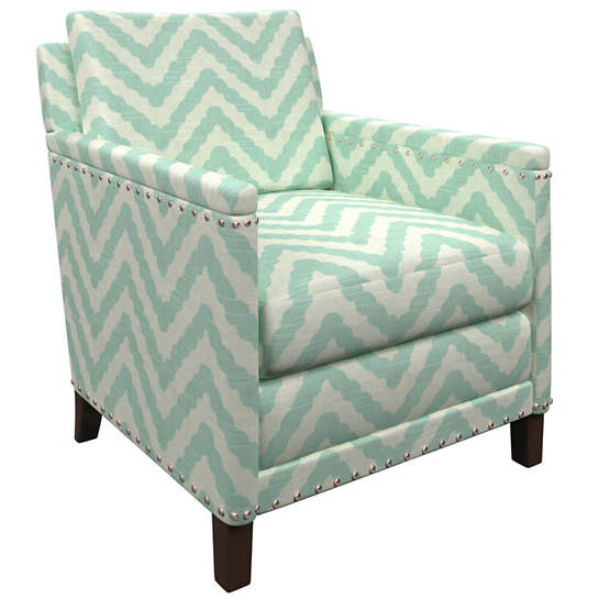 Wiggle Light Sky Ridgefield Chair