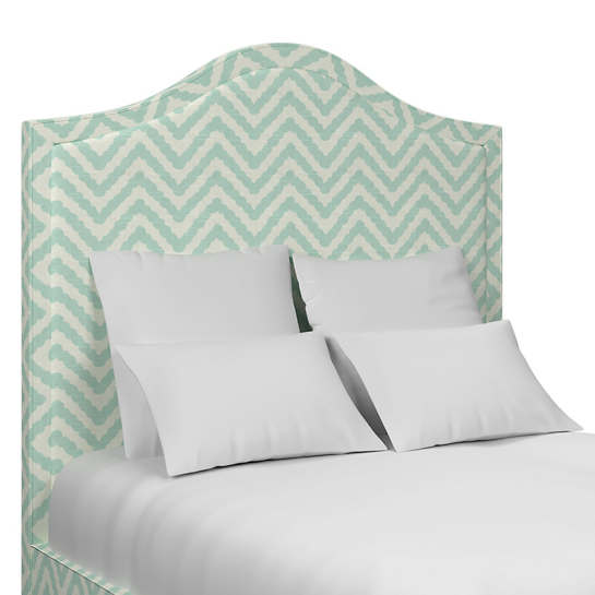 Wiggle Light Sky Westport Headboard