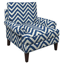 Wiggle Navy Easton Chair