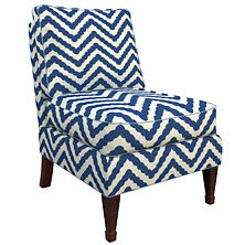Wiggle Navy Eldorado Chair