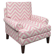 Wiggle Pink Easton Chair