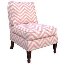 Wiggle Pink Eldorado Chair