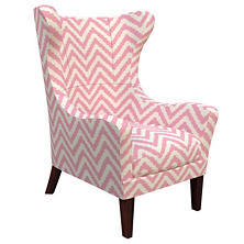 Wiggle Pink Mirage Tobacco Chair