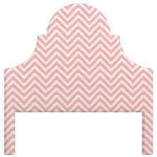 Wiggle Pink Montaigne Headboard