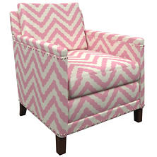 Wiggle Pink Ridgefield Chair