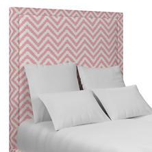 Wiggle Pink Stonington Headboard