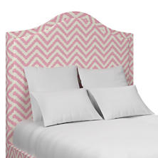 Wiggle Pink Westport Headboard