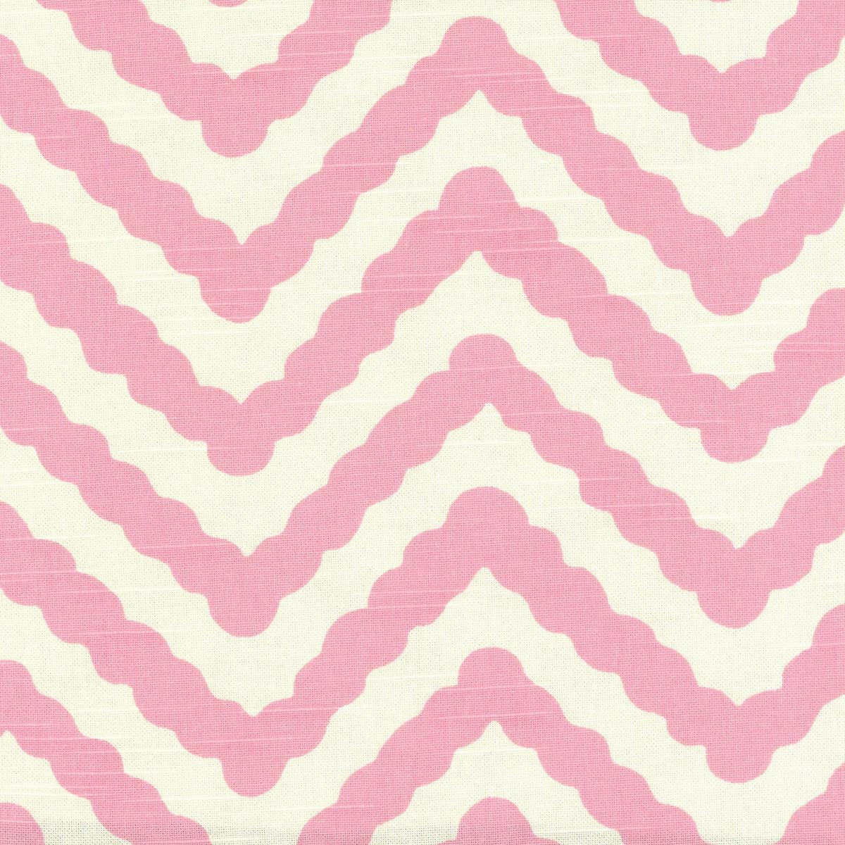 Wiggle Pink Fabric