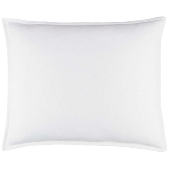 Wilton White Decorative Pillow