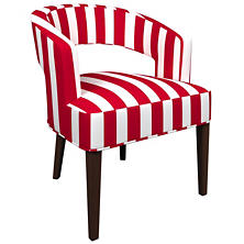 Alex Red Wright Chair