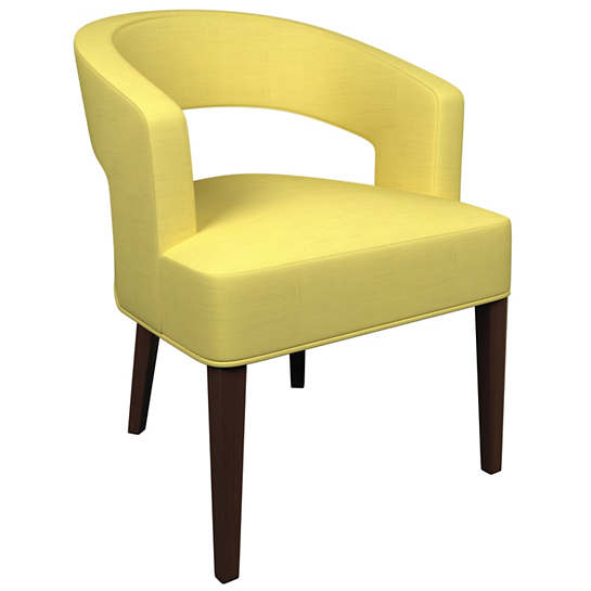 Estate Linen Citrus Wright Chair