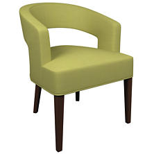 Estate Linen Green Wright Chair