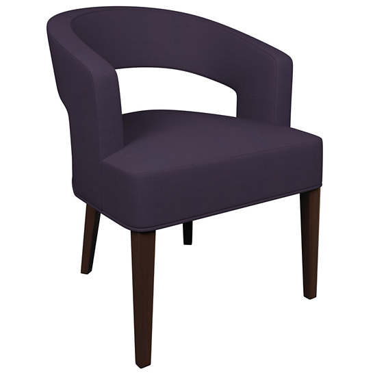 Estate Linen Indigo Wright Chair