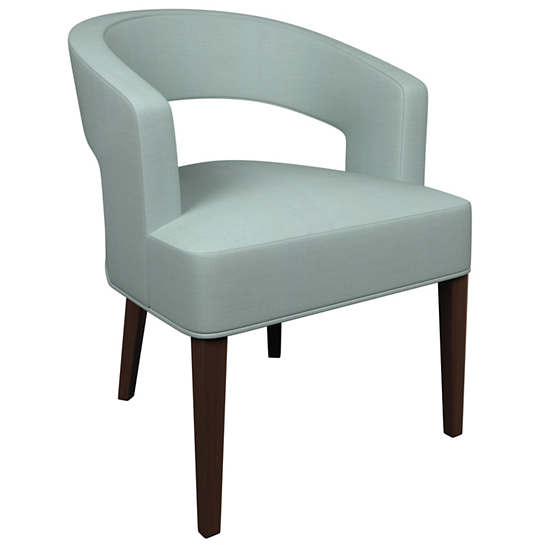 Estate Linen Sky Wright Chair