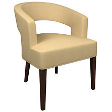 Estate Linen Wheat Wright Chair