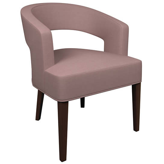 Estate Linen Zinc Wright Chair
