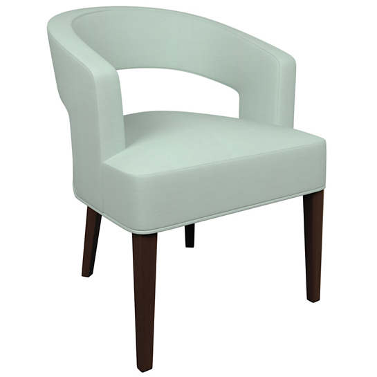 Estate Linen Powder Blue Wright Chair