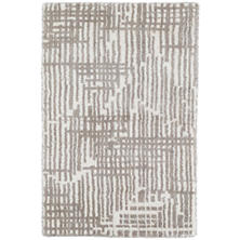 Wright Grey Loom Knotted Wool Rug