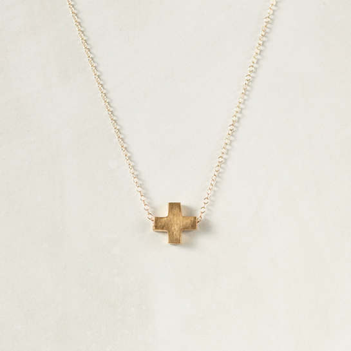 X Necklace