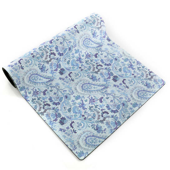 Ines Blue Yoga Mat