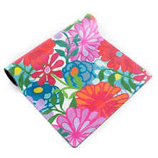 Salutation Floral  Yoga Mat