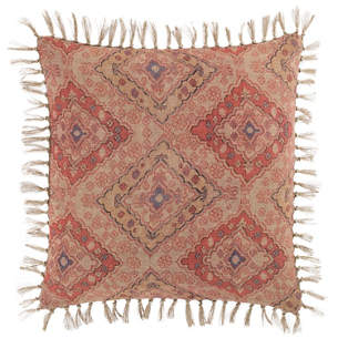 Yasmine Linen Decorative Pillow