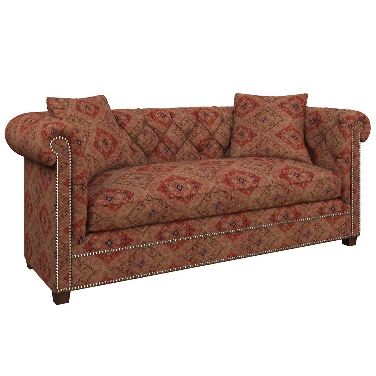 Yasmine Linen Richmond Sofa