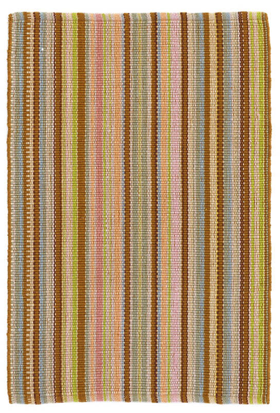 Zanzibar Ticking Indoor/Outdoor Rug